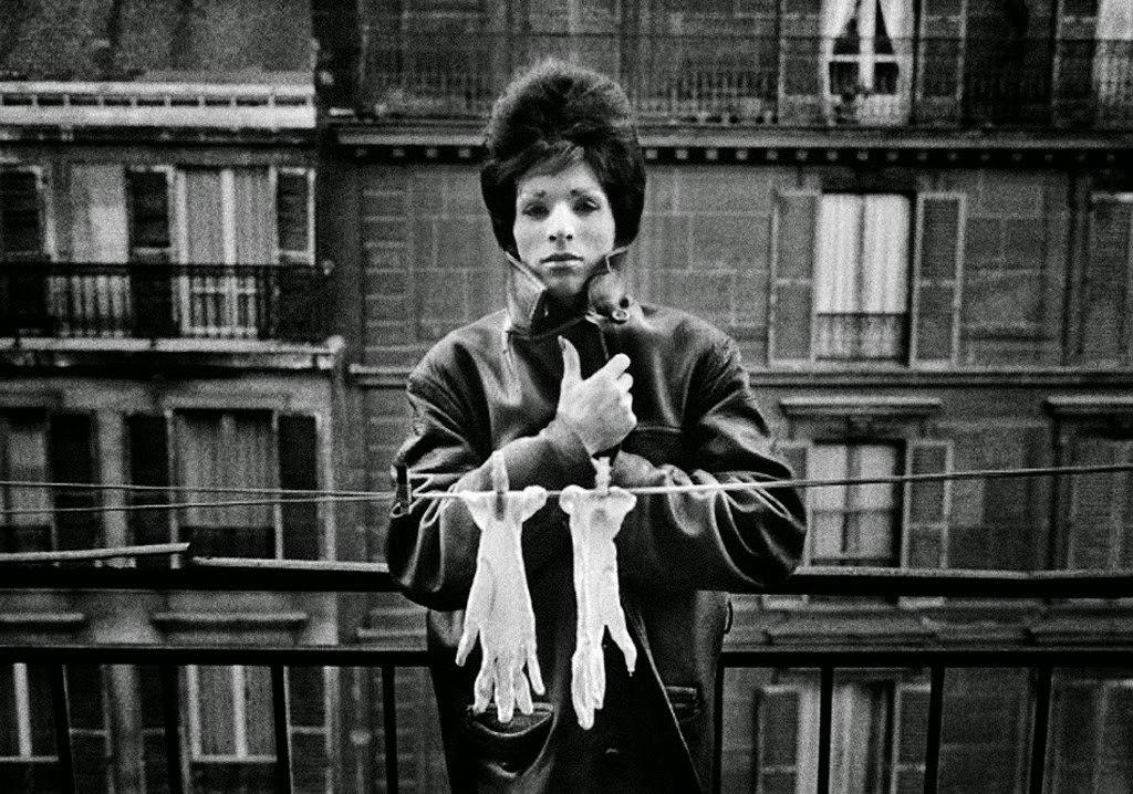 Кристер Стремхольм. «Пепита», из серии «Площадь Бланш». Париж. 1963