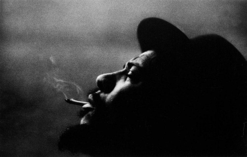 Уильям Юджин Смит. Телониус Монк. Нью-Йорк, 1965 г.