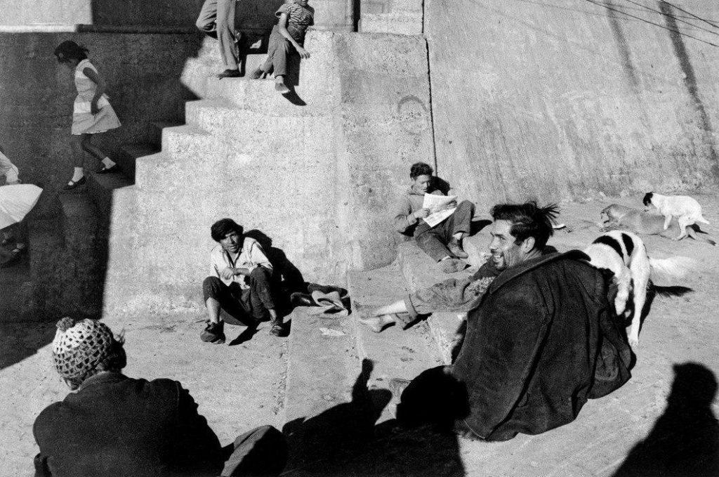 Серхио Ларрайн. Вальпараисо, Чили, 1963 г.